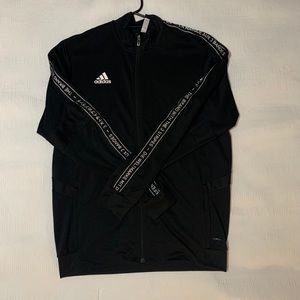 adidas Men's Tiro 19 Tape Training Jacket